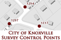 Knoxville-Knox County-KUB GIS on